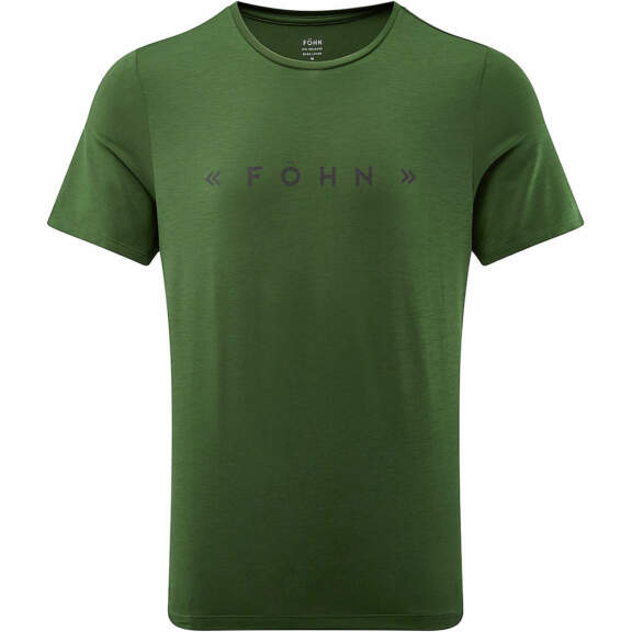 Fhn DriRelease Tee – Green