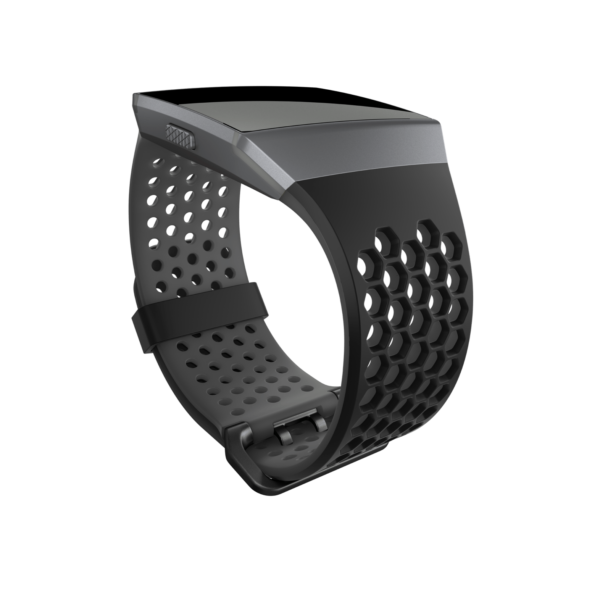 Ionic Sport Band (Black/Charcoal) - Small