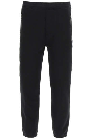 NEIL BARRETT BAUHAUS JOGGING TROUSERS S Black Cotton