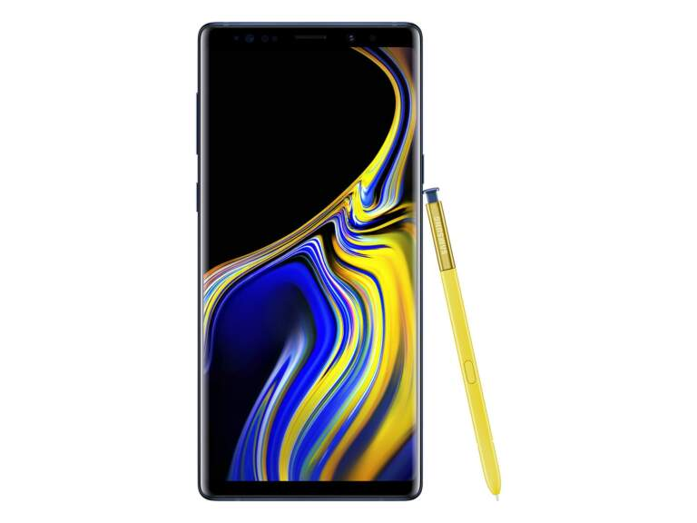 Samsung Galaxy Note9 512GB in Ocean Blue (Unlocked)(SM-N960UZBFXAA)