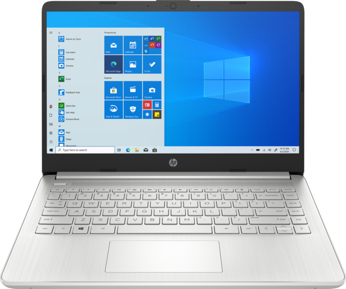 HP 14-dq2038ms Laptop